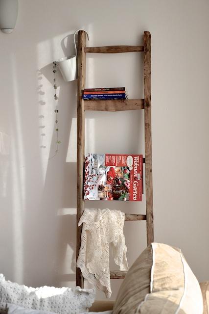 mal das mal dies alte leiter. Black Bedroom Furniture Sets. Home Design Ideas