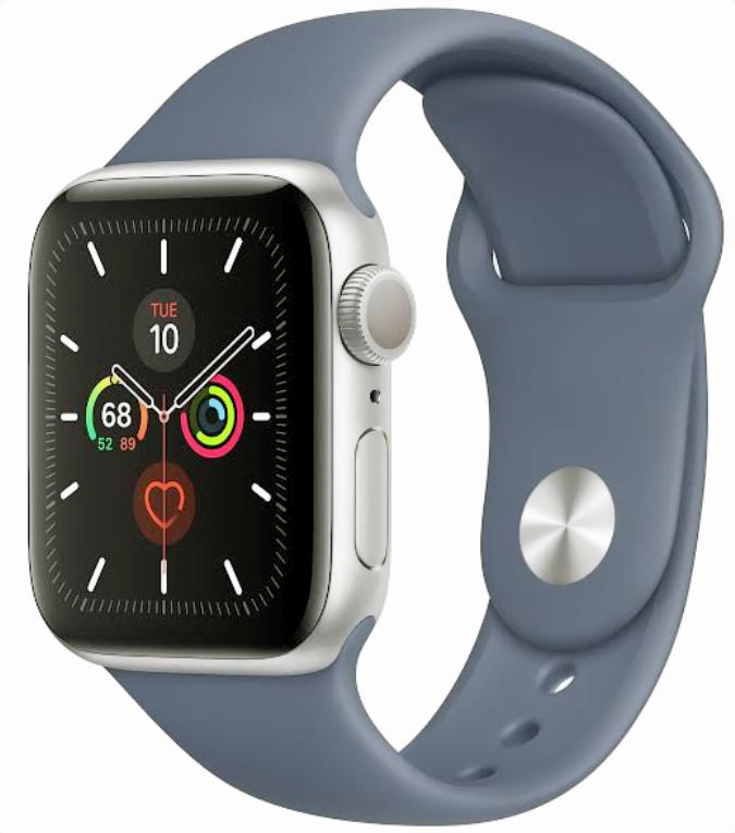 In Apple Watch Series 4 and Series 5, the next-generation accelerometer and gyroscope are more powerful.