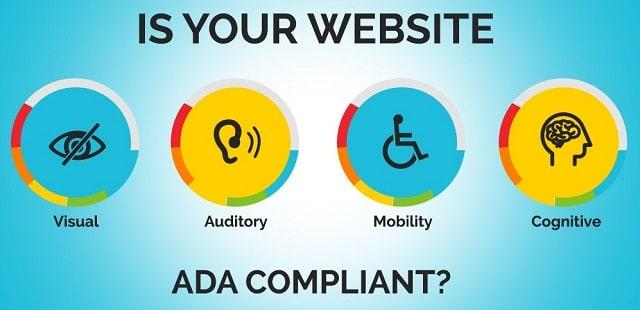 wordpress website ada compliance site universally accessible