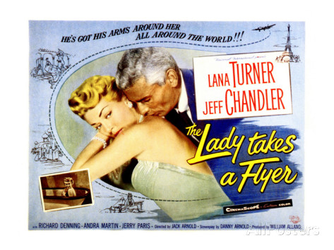 """The Lady Takes a Flyer"" (1958)"