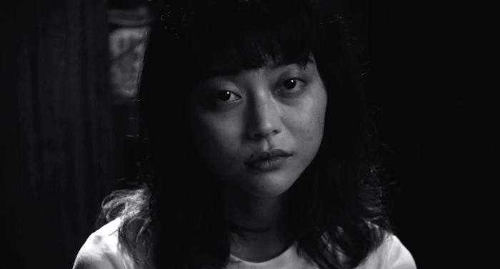 Videophobia film (Daisuke Miyazaki) - Tomona Hirota