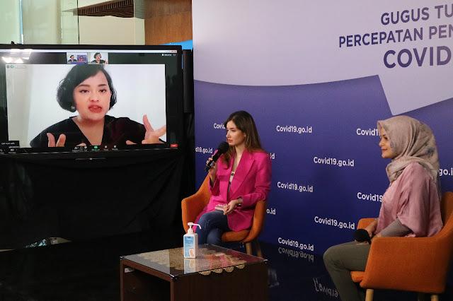 Cegah Penyebaran Corona dengan Menerapkan Protokol Kesehatan di Mall