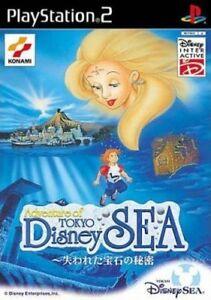 Adventure of Tokyo Disney Sea - Ushinawareta Houseki no Himitsu (Japan)