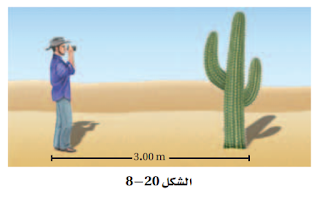 فيزياء2 مقررات -حل أسئلة التقويم الفصل الثامن (الصوت)