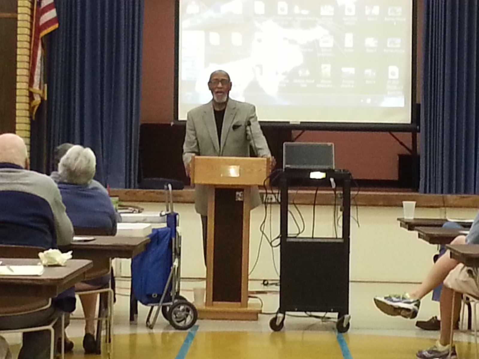 Sumner County Kansas History & Genealogy: Programs