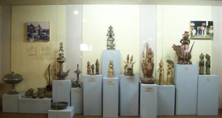 Denpasar Bali City Museum - Denpasar, Bali, Museum, Kumbasari, Market, Badung, Shopping Centre