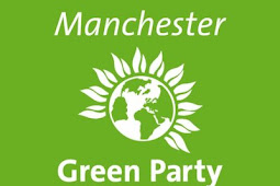 Manchester is Green not Red or Blue