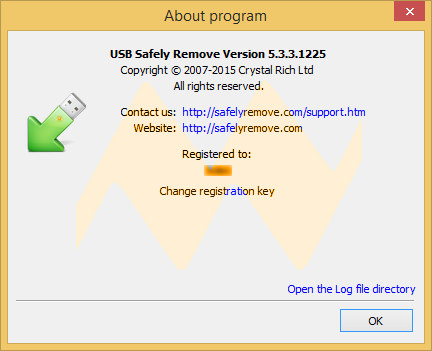 USB Safely Remove 5.3 Final Full Crack