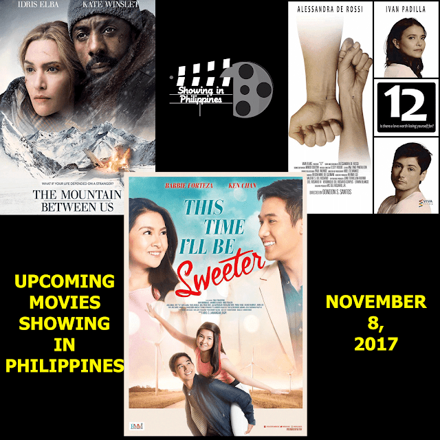 Upcoming Movies Showing in Philippines - November 8, 2017