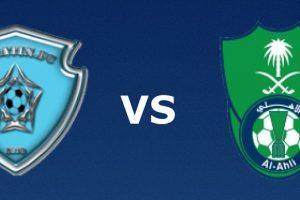 مباراة الأهلي السعودي والباطن مباشر 18-10-2020 والقنوات الناقلة ضمن الدوري السعودي