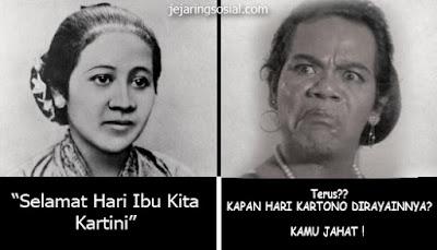 10 Meme 'Hari Kartini' Ini Menggema di Media Sosial, Kok Gini Amat Ya!