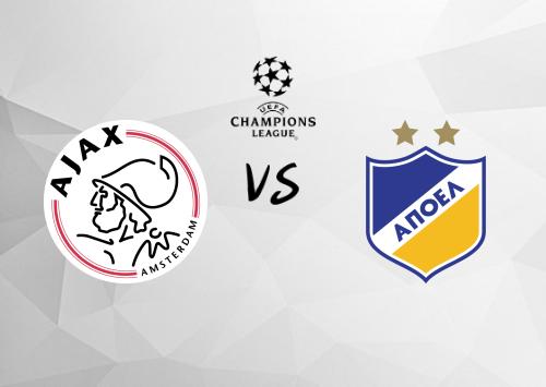Ajax vs APOEL  Resumen y Partido Completo
