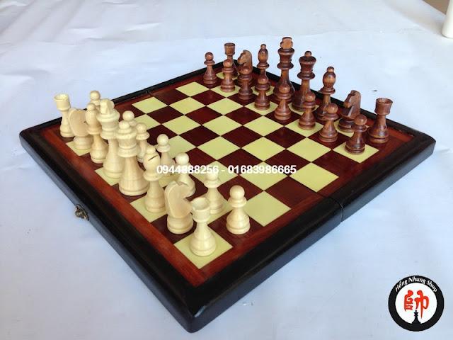 cách chơi cờ vua căn bản nhất
