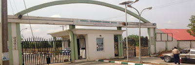 FGA - Suleja 2018/2019 Admission Form Into Junior Secondary School