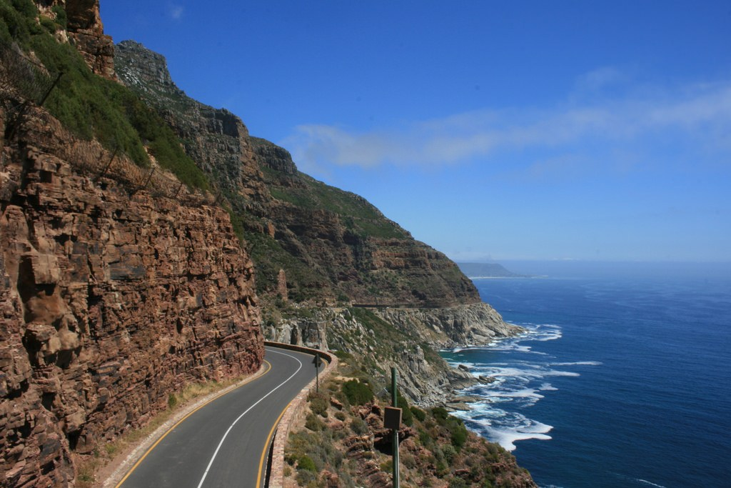 Chapman's Peak Drive – Cidade do Cabo | África do Sul