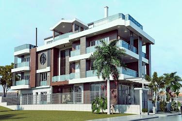 Sketchup Modern House interior 3d model Free Download09
