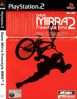 Cheat Dave Mirra Freestyle BMX 2 PS2