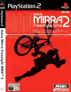 Cheat Dave Mirra Freestyle BMX 2 PS2