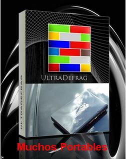 UltraDefrag Portable