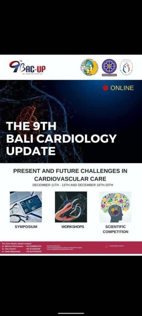The 9th Bali Cardiology Update