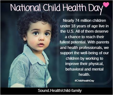 National Child Health Day Wishes Awesome Picture
