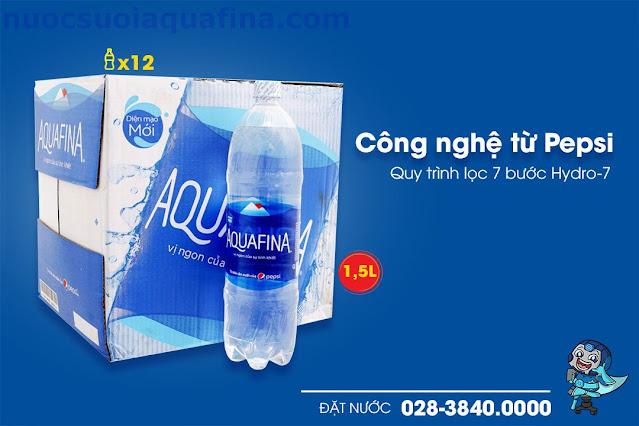 Aquafina 1.5L