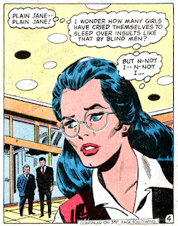 Wonder Woman #205, Diana Prince sobs