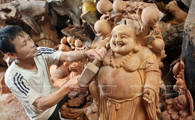 10 phước lành cho những người chép Kinh, Pháp, tạo tượng Phật rồi cúng dường