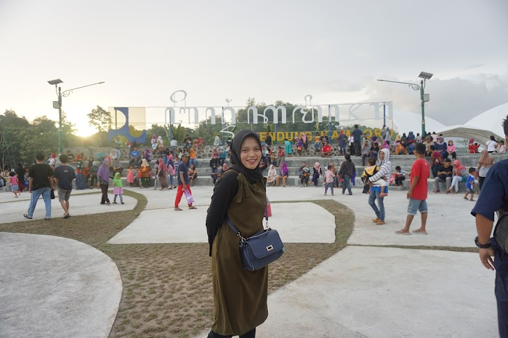 Wisata Baru Bendungan Kamijoro Jadi Taman Indah di Pinggir Sungai Progo