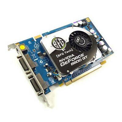 ダウンロードNvidia GeForce 8600 GT最新ドライバー