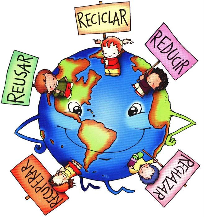 las 5 erres del reciclaje