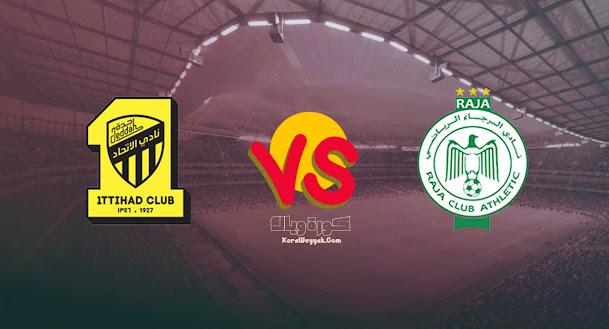 نتيجة مباراة الرجاء الرياضي والإتحاد اليوم 21 أغسطس 2021 في البطولة العربية للأندية