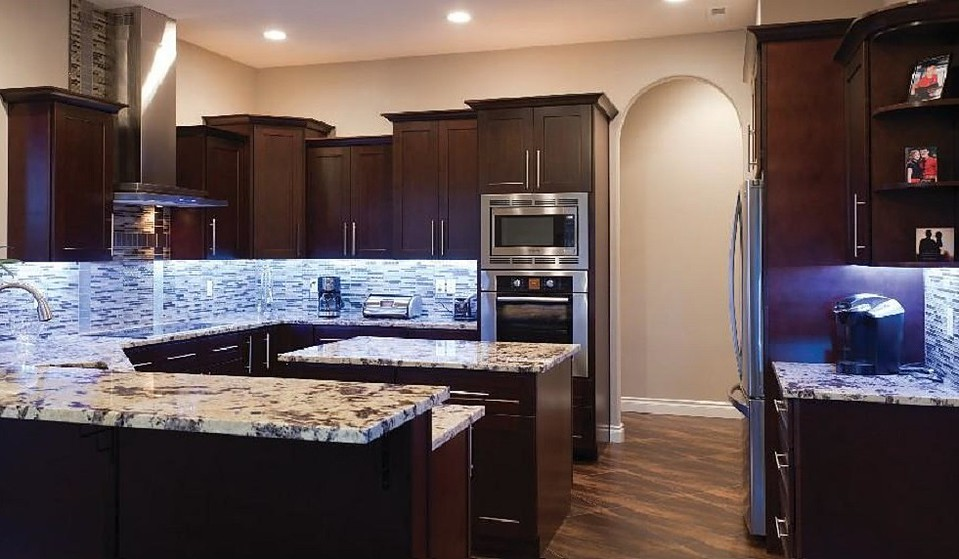 Pelleco quartz countertops kitchen remodeling contractors for Kitchen remodeling companies