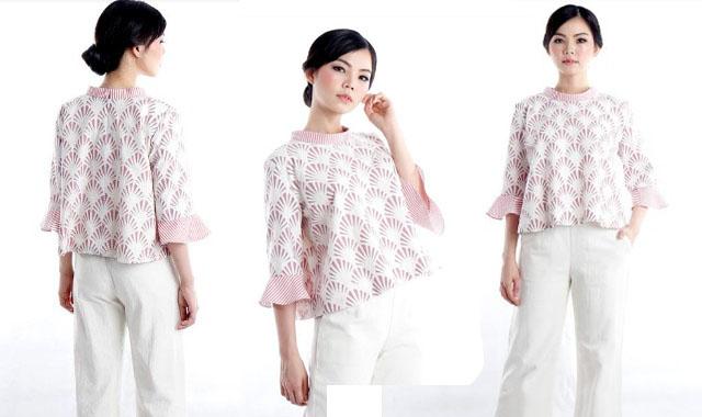 blus batik di Qlapa.com