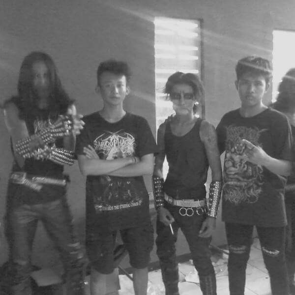 (petilasan Tuban Japanese Black Metal)