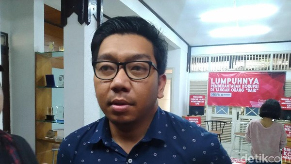 Dilaporkan Moeldoko ke Bareskrim, ICW Siap Hadapi Proses Hukum