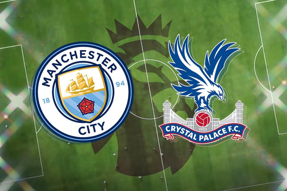 بث مباشر مباراة مانشستر سيتي وكريستال بالاس