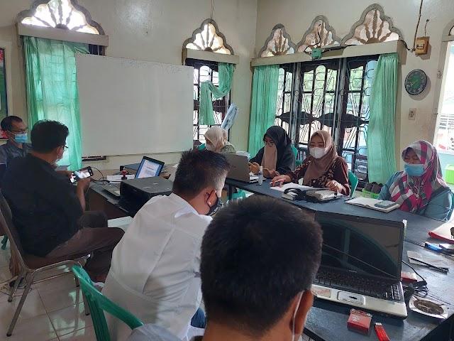 Korkab TAPM Kabupaten PALI Pimpin Rakor TPP P3MD