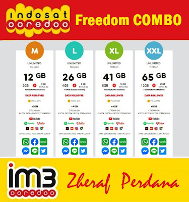 paket data freedom combo