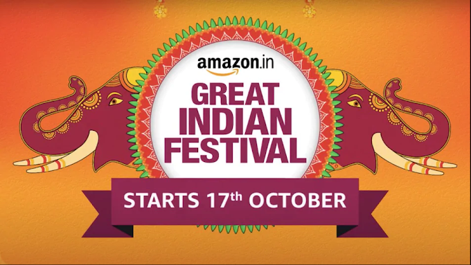 Amazon Great Indian Festival 2020 | Sales Start from October 17 | Let's Grab it