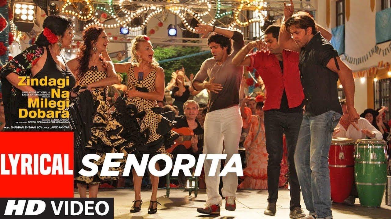 Senorita Lyrics in Hindi