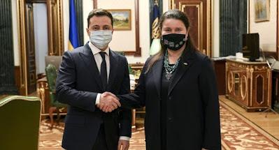 Зеленский назначил послом в США бывшего министра финансов Маркарову
