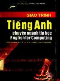 Giáo Trình Tiếng Anh Chuyên Ngành Tin Học - Nguyễn Thị Vân