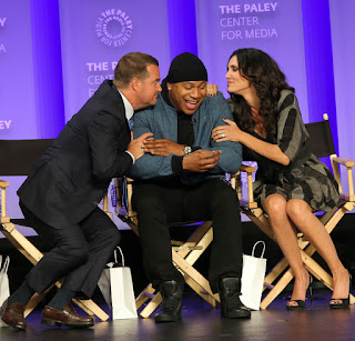 Interviews: NCIS: Los Angeles cast  members LL Cool J and Chris O'Donnell at Paleyfest 2017
