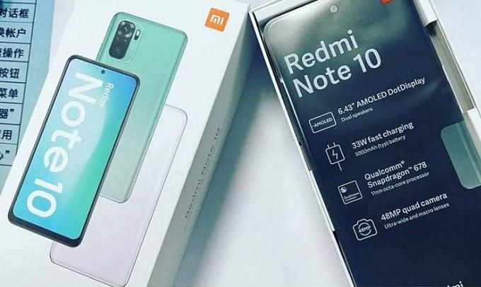 redmi note 10 và note 10 pro
