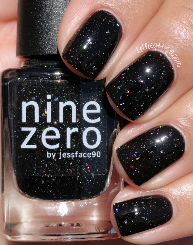 Nine Zero Lacquer Black Cove