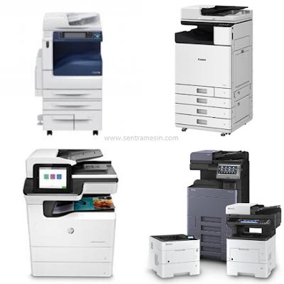 harga mesin fotocopy baru bekas