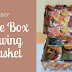 DIY Shoe Box Sewing Basket