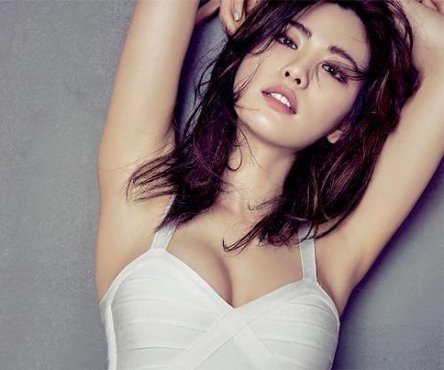 Nana Im Jin-Ah  | Famous Celebrity Bible