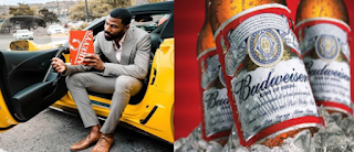 BBN's Mike bags endorsement deal with beer giant, Budweiser
